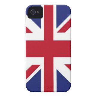 United Kingdom flag iPhone 4 Cases