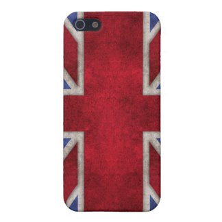 United Kingdom Flag Covers For iPhone 5