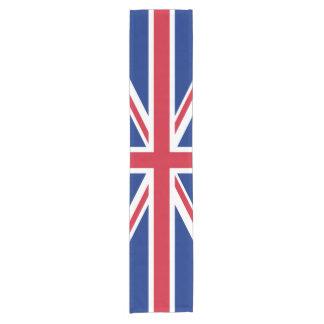 United Kingdom flag Short Table Runner