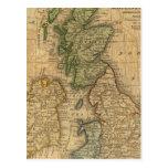 United Kingdom of England, Scotland and Ireland Postcard