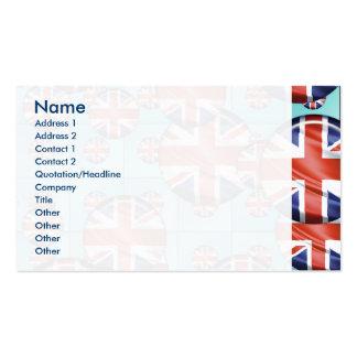 United Kingdom Pack Of Standard Business Cards
