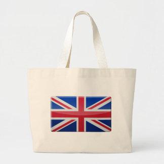 United Kingdom.png Large Tote Bag