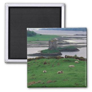 United Kingdom, Scotland, Isle of Skye, old Magnet