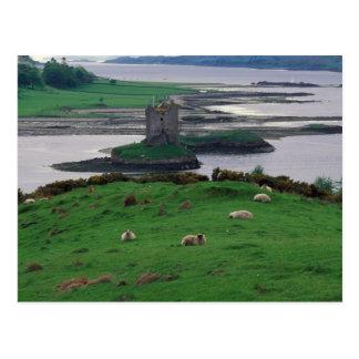 United Kingdom, Scotland, Isle of Skye, old Postcard