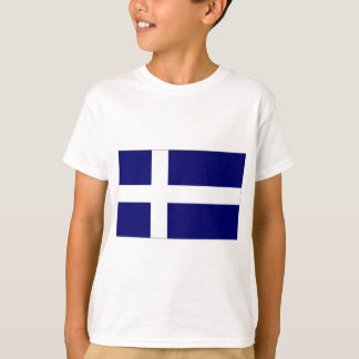 United Kingdom Shetland Islands Flag T-Shirt