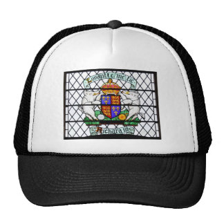 UNITED KINGDOM STAINED GLASS RICHARD III CAP