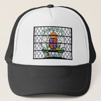 UNITED KINGDOM STAINED GLASS RICHARD III TRUCKER HAT
