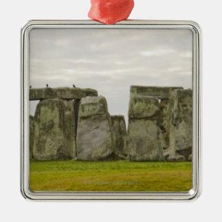 United Kingdom, Stonehenge 10 Christmas Ornament
