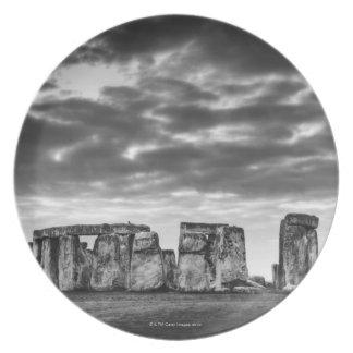 United Kingdom, Stonehenge 11 Dinner Plates