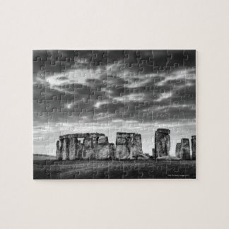 United Kingdom, Stonehenge 11 Jigsaw Puzzle