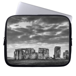 United Kingdom, Stonehenge 11 Laptop Sleeve