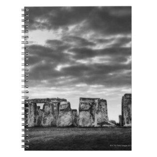 United Kingdom, Stonehenge 11 Notebook