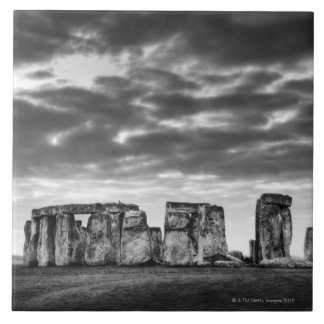United Kingdom, Stonehenge 11 Tile
