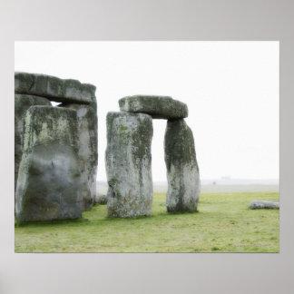 United Kingdom, Stonehenge 13 Poster