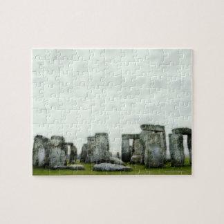United Kingdom, Stonehenge 14 Puzzle