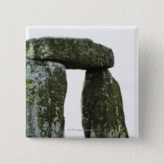 United Kingdom, Stonehenge 15 15 Cm Square Badge