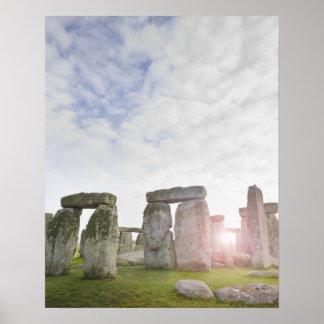 United Kingdom, Stonehenge 2 Poster
