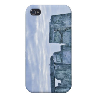 United Kingdom, Stonehenge 3 iPhone 4 Case