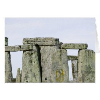 United Kingdom, Stonehenge 4 Card