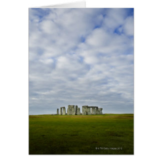 United Kingdom, Stonehenge 5 Card