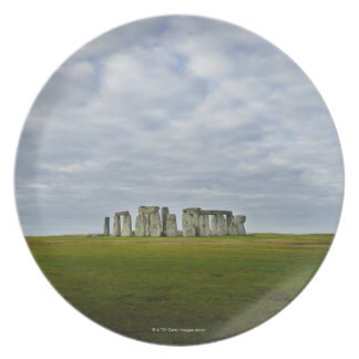 United Kingdom, Stonehenge 5 Plate