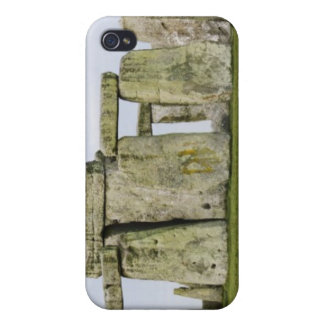 United Kingdom, Stonehenge 6 Case For iPhone 4
