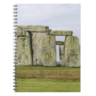 United Kingdom, Stonehenge 6 Notebook
