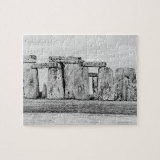 United Kingdom, Stonehenge 7 Jigsaw Puzzle