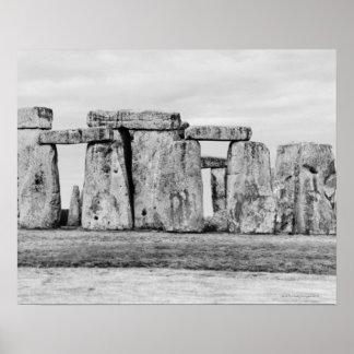 United Kingdom, Stonehenge 7 Poster