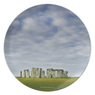 United Kingdom, Stonehenge 8 Plate