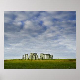United Kingdom, Stonehenge 8 Poster