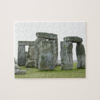 United Kingdom, Stonehenge 9 Jigsaw Puzzle