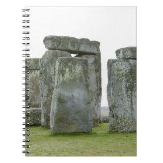 United Kingdom, Stonehenge 9 Notebook