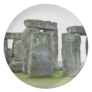 United Kingdom, Stonehenge 9 Plate