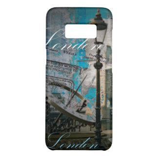 united kingdom thames london tower bridge Lamppost Case-Mate Samsung Galaxy S8 Case