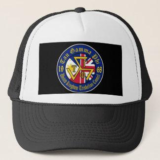 united kingdom triskelion council trucker hat