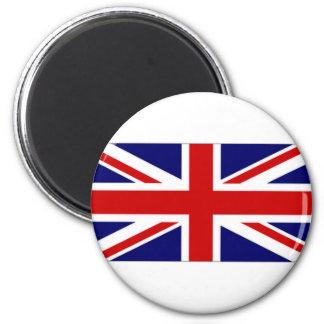United Kingdom Union Flag amp Naval Jack Refrigerator Magnets