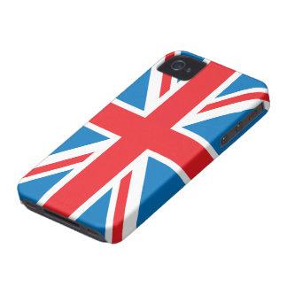 United Kingdom union jack flag iphone 4 casemate iPhone 4 Cover