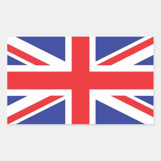 United Kingdom /Union Jack Flag Stickers