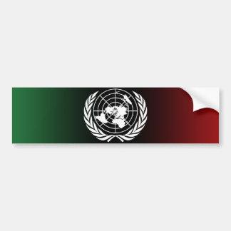 United Nations バンパーステッカー