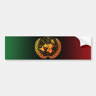 United Nations 2 バンパーステッカー