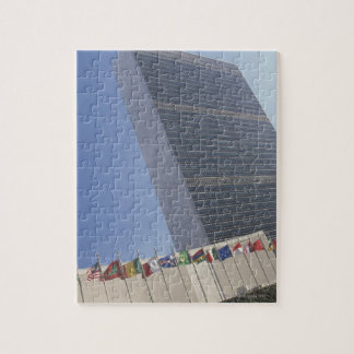 United Nations building Jigsaw Puzzle