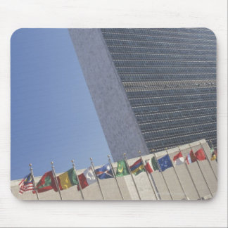 United Nations building Mouse Pad
