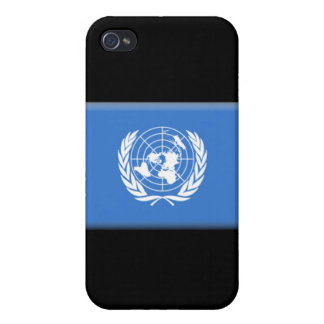 United Nations Flag  Cases For iPhone 4