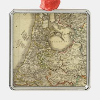 United Provinces Christmas Ornament