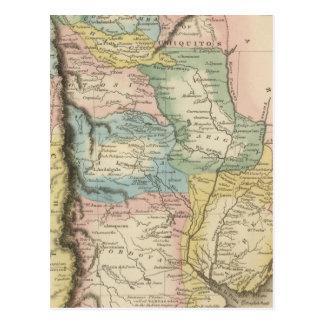 United Provinces Postcard