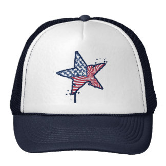 United Star Trucker Hat