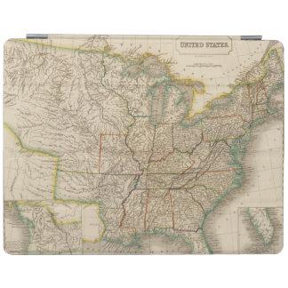 United States 12 iPad Cover