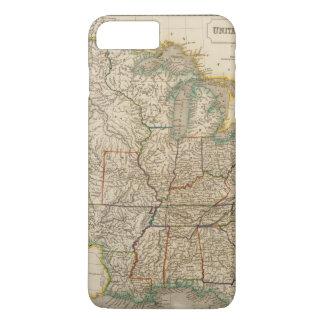 United States 12 iPhone 8 Plus/7 Plus Case