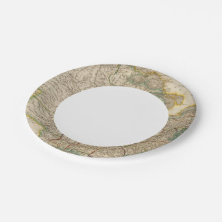 United States 12 Paper Plate